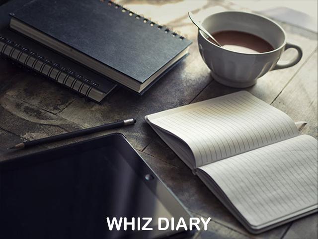 Whiz Diary