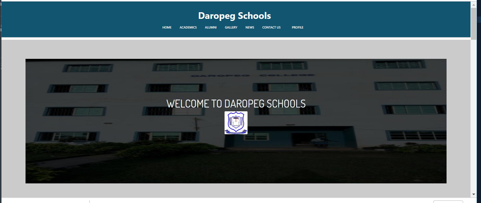 Daropeg Schools